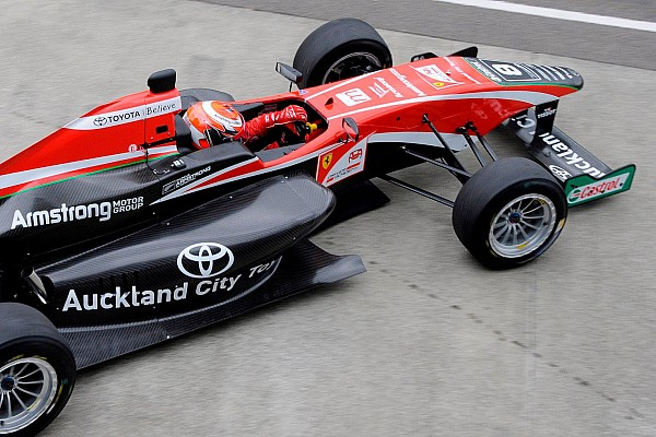 Other open wheel Taupo TRS: Armstrong beats Daruvala in Denny Hulme Memorial Trophy