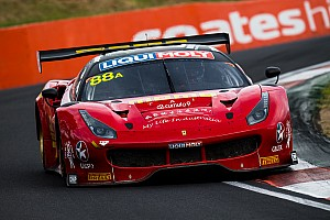 Endurance Race report Bathurst 12 Hour: Vilander leads as Long and Engel trade blows