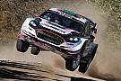 WRC WRC Rallye Argentinien: Elfyn Evans verliert Großteil des Vorsprungs