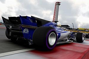 Formel 1 News Die Formel 1 trägt erstmals virtuelle WM für Gamer aus