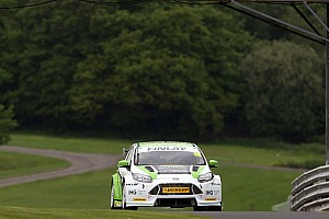 BTCC Breaking news Swedish racer Strandberg gets Maximum BTCC drive