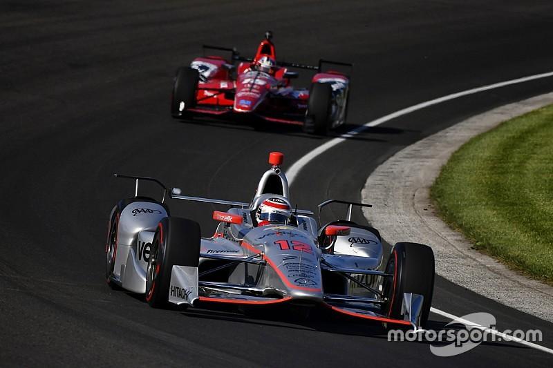 Power lidera el segundo día de Indy 500 y Alonso en 24º