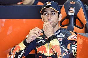 Moto2 Ultime notizie Ricky Cardus sostituirà l'infortunato Thomas Luthi a Valencia