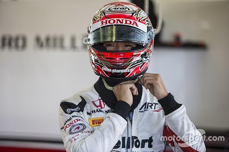 """Matsushita: """"La Súper Fórmula puede ser un camino hacia la F1"""""""