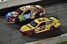 NASCAR Cup Буш и Логано избежали наказания за драку в Лас-Вегасе