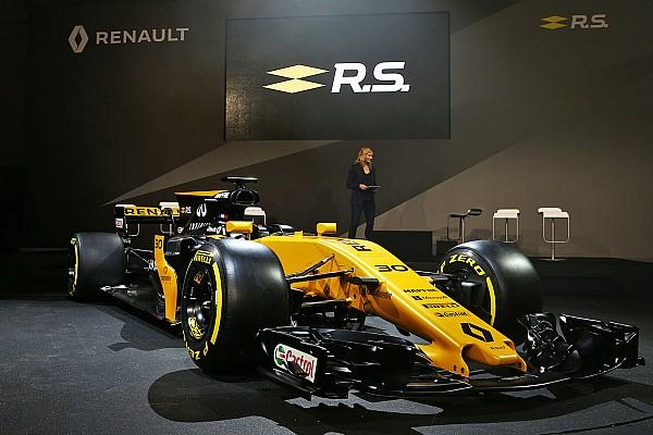 Формула 1 Новость Renault нацелилась отыграть 0,3 секунды благодаря новому мотору