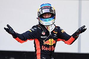 Формула 1 Избранное История фотографии: безумная победа Риккардо в Баку