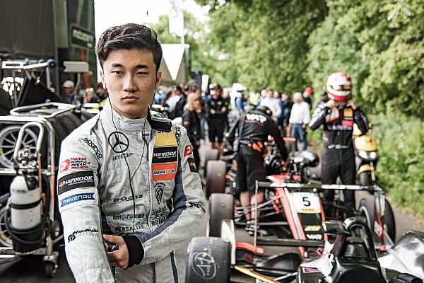 EK Formule 3 Makino mist EK F3 Spa en Zandvoort vanwege gebroken pols