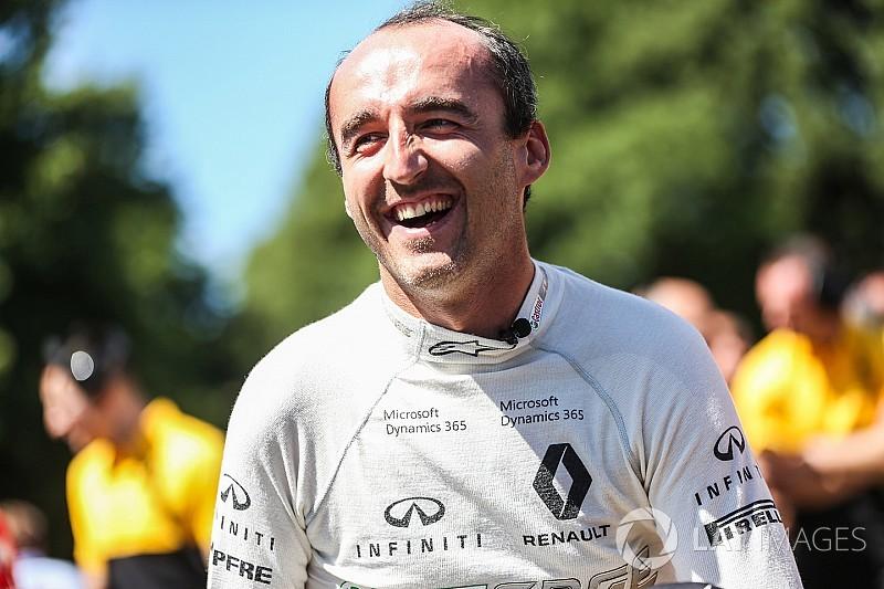 Kubica, Renault'nun 2017 aracıyla Macaristan testine katılabilir