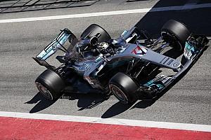 F1 Reporte de pruebas Mercedes supera a Ferrari en Barcelona