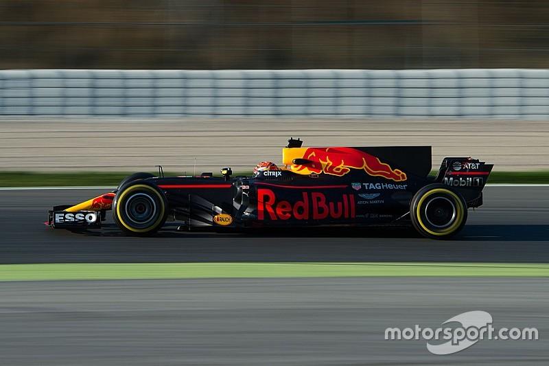 """У Red Bull прагнуть прибрати з Ф1 """"акулячі пливці"""""""