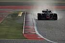 Grosjean - Des pneus pluie réussis, des inters pas super