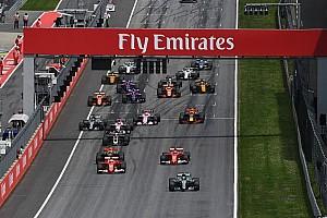 F1 Noticias de última hora Vettel considera que Bottas se robó la salida en Austria