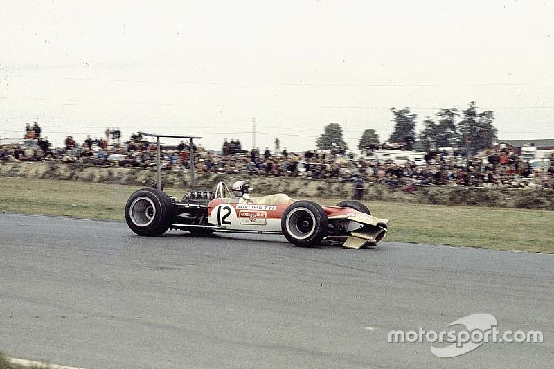 Troisième voiture : Andretti est pour et rappelle son passé