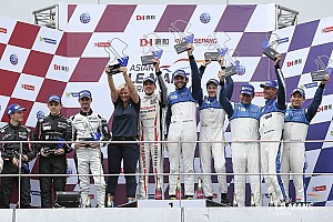 Asian Le Mans Race report Algarve Pro Racing claim first win and Championship title