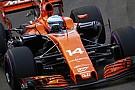 """Alonso: """"McLaren-chassis net zo goed als de Red Bull"""""""