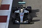 Unwell Hamilton pulls out of Abu Dhabi test