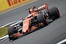 McLaren- Pas de point pour Vandoorne, abandon pour Alonso