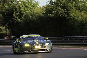 Le Mans BRÉKING Aston Martin: Az utolsó kör egy tipikus most vagy soha szituáció volt