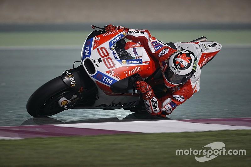 MotoGP 2017: Ducati-Neuzugang Lorenzo übernimmt Setup von Dovizioso