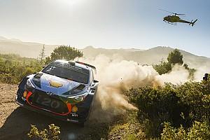 WRC Résumé de spéciale ES10 à 12 - Paddon tient bon, problèmes pour Neuville et Ogier