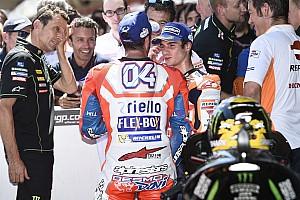 MotoGP BRÉKING Dovizioso a tabella élén, 4 ponttal Vinales és 7 ponttal Rossi előtt!