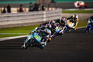 Moto3 Raceverslag Mir wint spannende seizoensopener, P26 Bendsneyder na crash