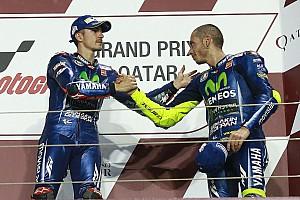 "MotoGP 速報ニュース 【MotoGP】ビニャーレス、ロッシ3位に""ビックリした"""