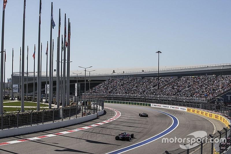 Hoe laat begint de Formule 1 Grand Prix van Rusland?