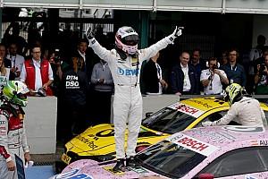 DTM Новость Босс Mercedes в DTM сравнил Верляйна и Лукаса Ауэра