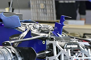 Les nouveautés techniques des équipes à Silverstone