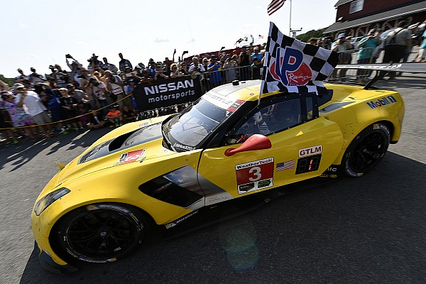 IMSA Jan Magnussen: No backing off as we close in on IMSA title