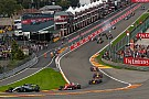 Formula 1 Belgian GP secures three-year F1 contract extension at Spa