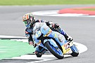 Silverstone Moto3: Canet wins red-flagged race