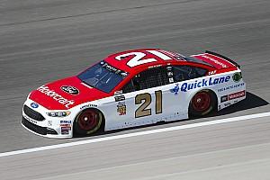 NASCAR Cup Qualifyingbericht Dank Ryan Blaney: Wood Brothers erstmals seit 2004 auf NASCAR-Pole