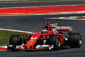 F1 练习赛报告 西班牙大奖赛FP3:莱科宁带领法拉利重回榜首,维特尔引擎罢工