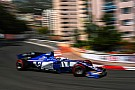 Ericsson blames brake problems for SC crash