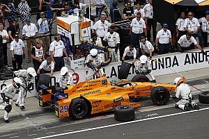 IndyCar Важливі новини Повна присутність McLaren у IndyCar можлива за пару років — Браун