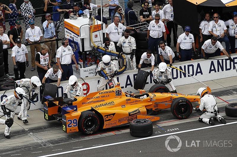Зак Браун допустил приход McLaren в IndyCar