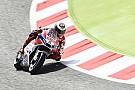 MotoGP Lorenzo élvezi, ahogy szép lassan begyorsul a Ducatival