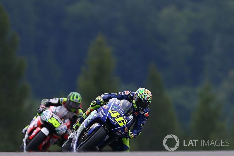 【MotoGP】ロッシ「フラッグ・トゥ・フラッグは得意じゃない」