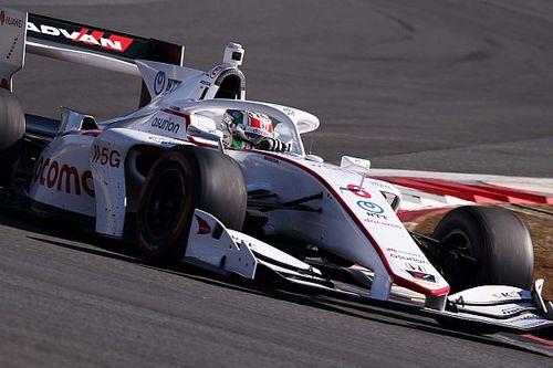 Super Formula Fuji testi: Fukuzumi en hızlısı