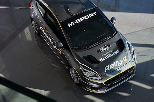 M-Sport pokazał Fiestę Rally4