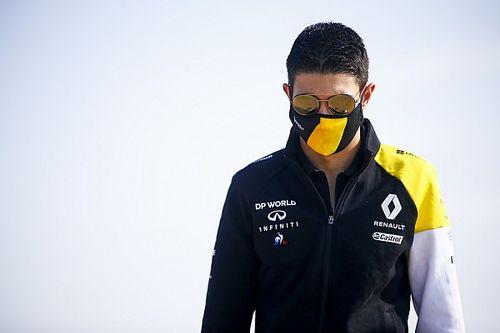 Ocon recepe punição por atrapalhar volta de Russell em Silverstone