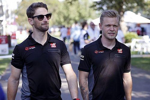 ¡Haas cambia sus pilotos para 2021! Magnussen y Grosjean, fuera