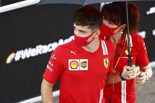"""Leclerc: """"La SF1000 è peggiorata durante le qualifiche!"""""""