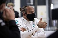 Hamilton says F1 drivers were not target over racism silence