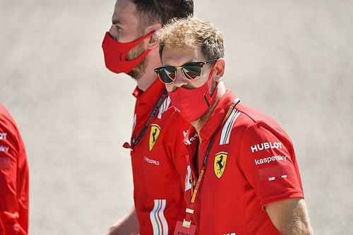 "Vettel ""surprised"" by Ferrari exit decision, no deal offered"