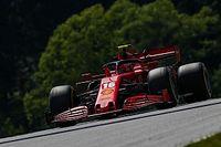 """Ferrari : """"Les chronos n'étaient pas importants"""" en essais libres"""