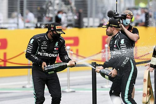 Styrian GP: Hamilton takes dominant win; drama for Ferrari